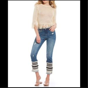 Chelsea & Violet Cropped Sweater